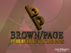 Brown/Page Productions